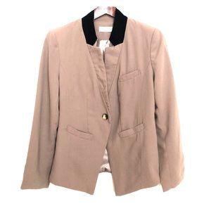 BLVD | Women's Brown Blazer | S